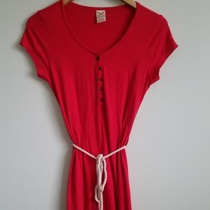 NWOT Faded Glory Maxi Valentine's Day Red Dress👗❤